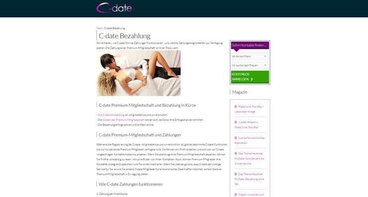 C.Dating