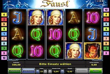 online casino echtes geld faust symbol