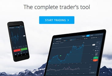 Homepage von Olymp Trade