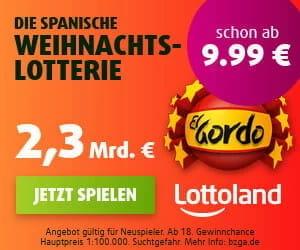 El Gordo Deutschland Spielen