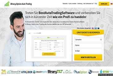 Vorschaubild Binary Option Auto Trading Algorithmen
