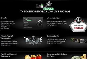casino rewards erfahrungen