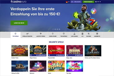 Vorschaubild Support CasinoEuro