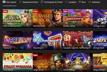 online casino betrug book of magic
