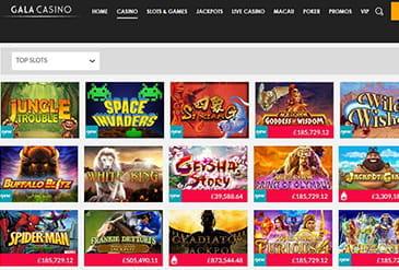welches online casino slots casino online