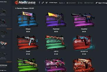 Hellcase Erfahrung