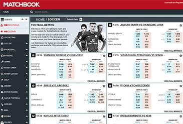 Matchbook Deutschland
