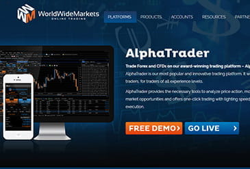 Alpha Trader bei WorldWideMarkets
