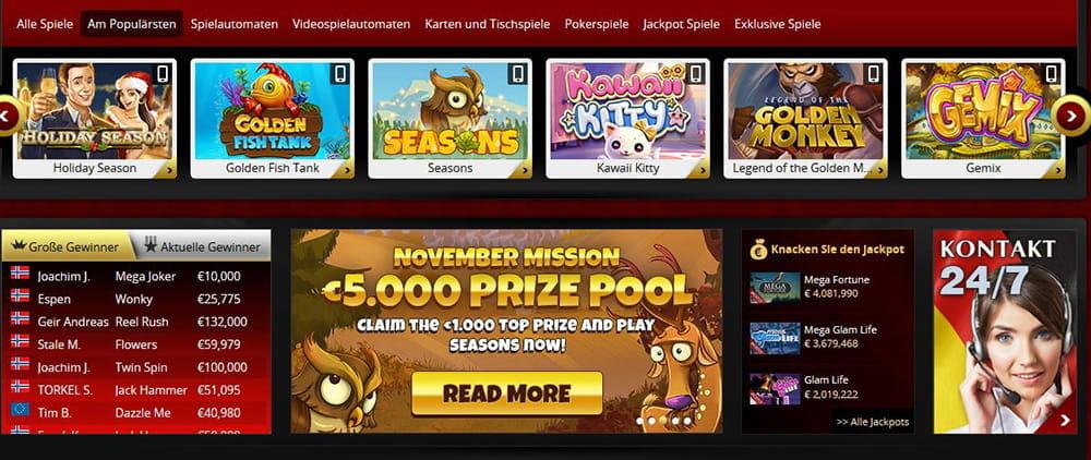 online casino anbieter mega joker