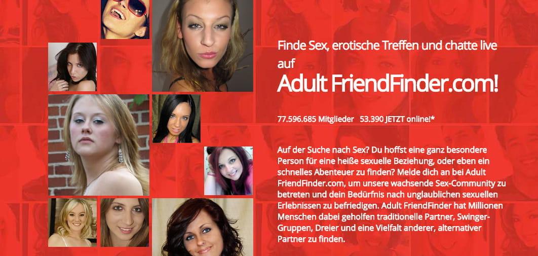 adultfriend Finder Betrug