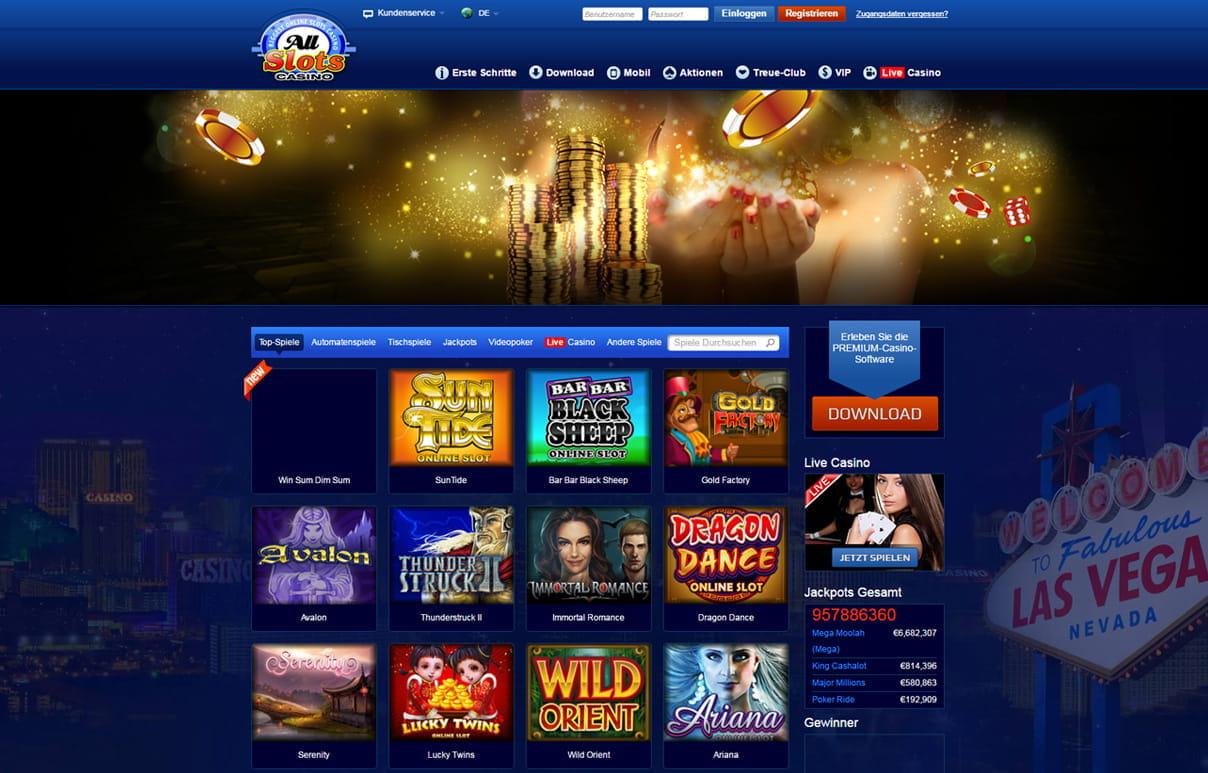 seriöse online casino asos kundendienst