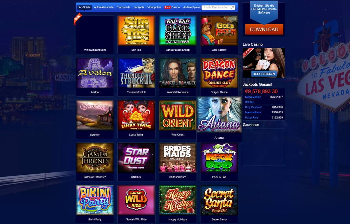 casino free slots online asos kundendienst