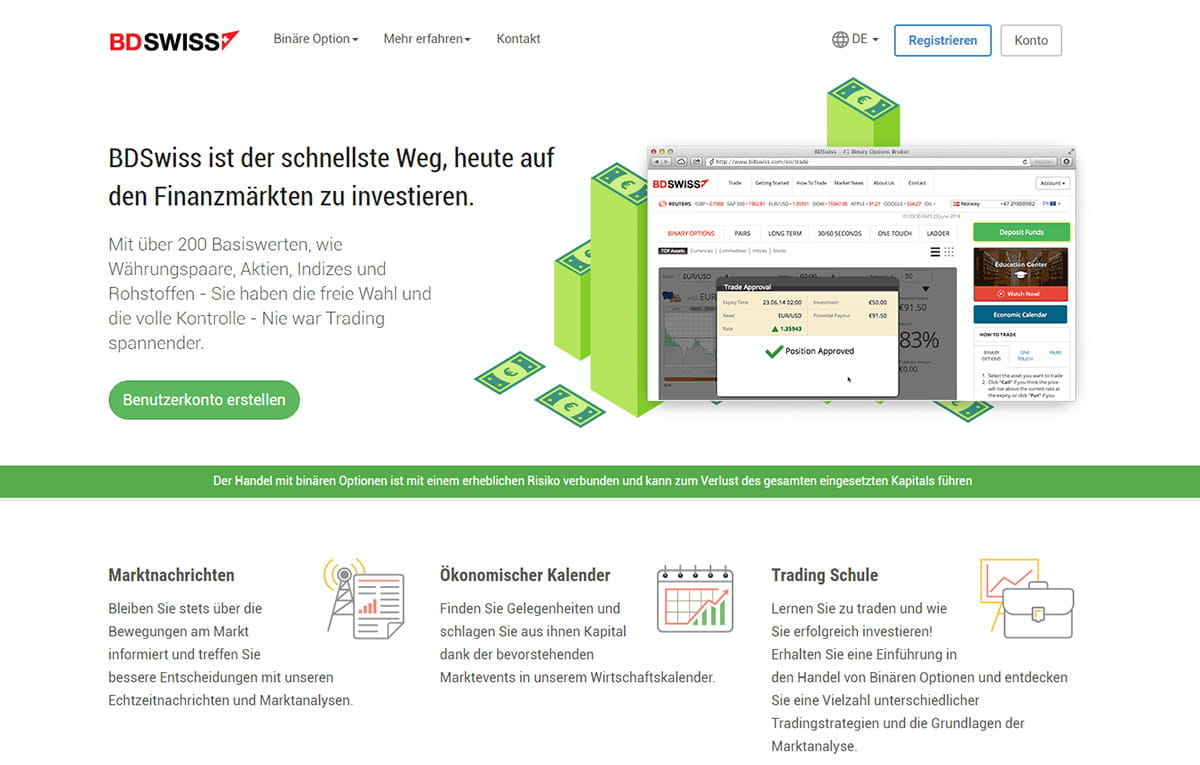 bdswiss login