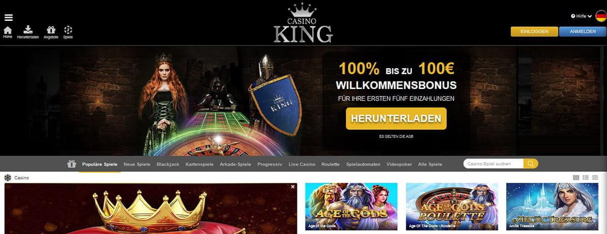 Casino King Erfahrungen