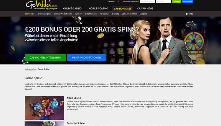 gowild casino auszahlung