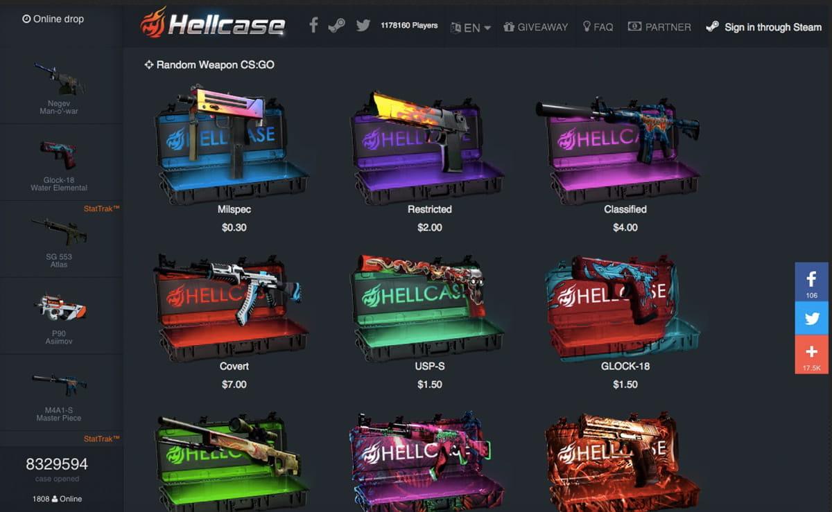 hellcaser