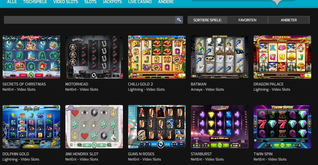 online casino anbieter slots online games