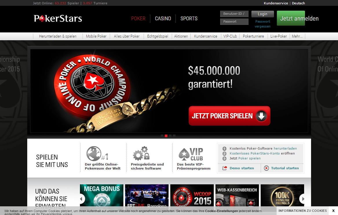 Pokerstars Erfahrungen