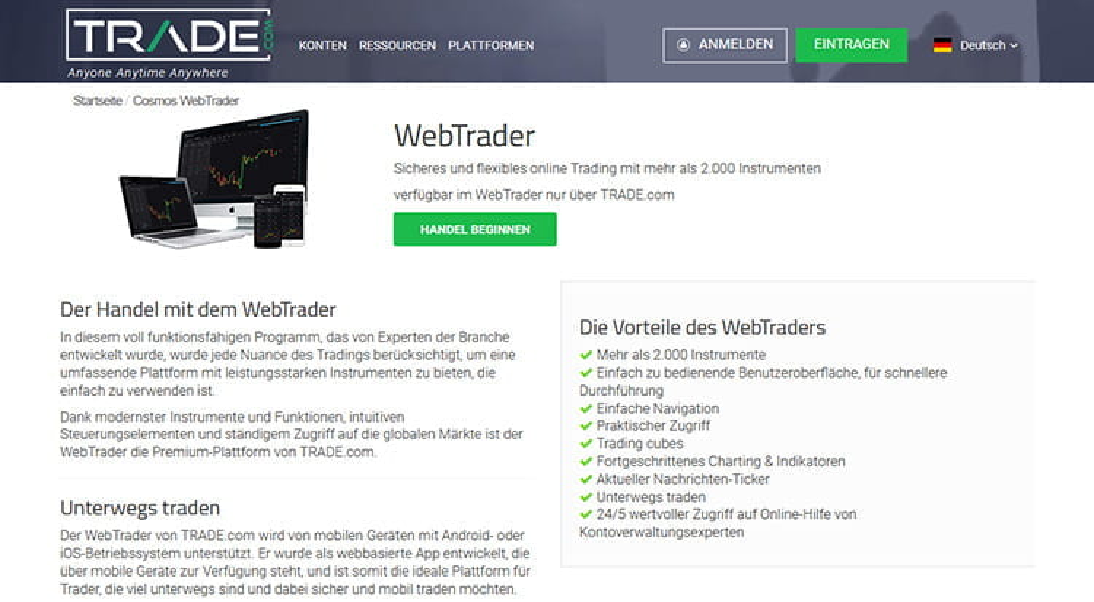 Forex.com broker review en info