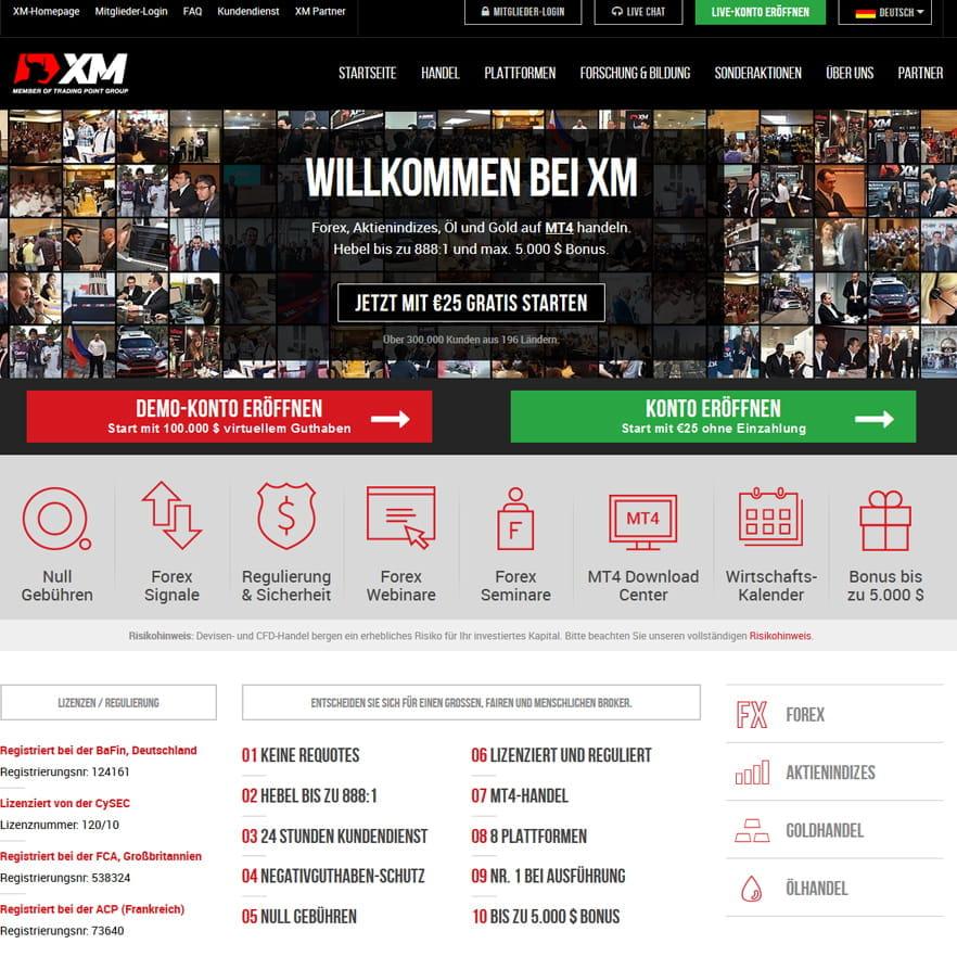 Online trading demo konto lschen