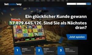 Live Casino bei betway