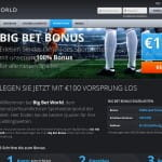 Livestreams bei Big Bet World