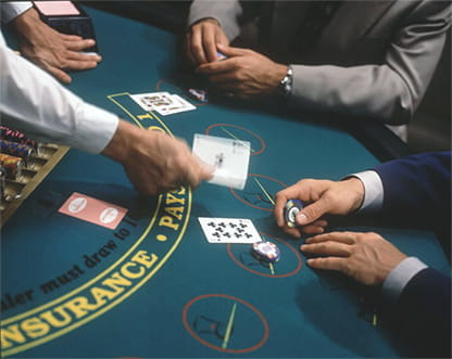 How to Play Blackjack at a On the internet casino - The Answer You Have Been Looking For