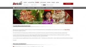 Betclic Casino Happy Holiday Slots