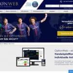 OptionWeb Sponsor