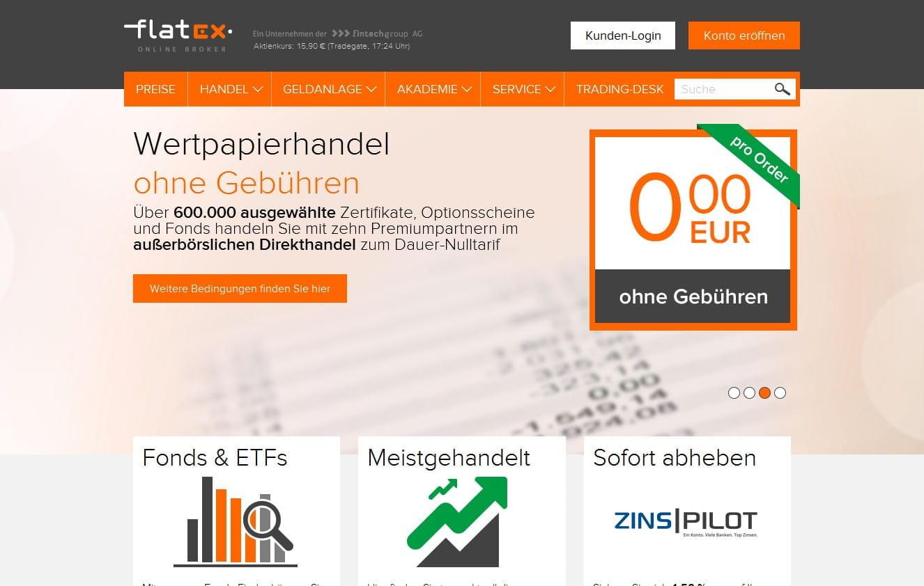 Flatex Biw Bank