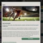 CherryCasino Sportwetten Bonus