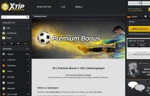 XTiP Premium Bonus