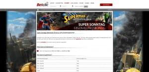 Betclic Super Sonntag