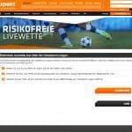 Expekt Risikofreie Livewette