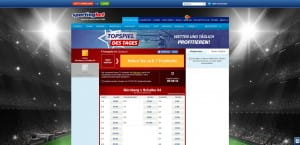 Sportingbet Topspiel des Tages