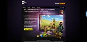 Hopa.com Willkommenspaket