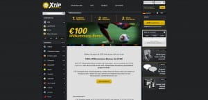 XTip Willkommens-Bonus