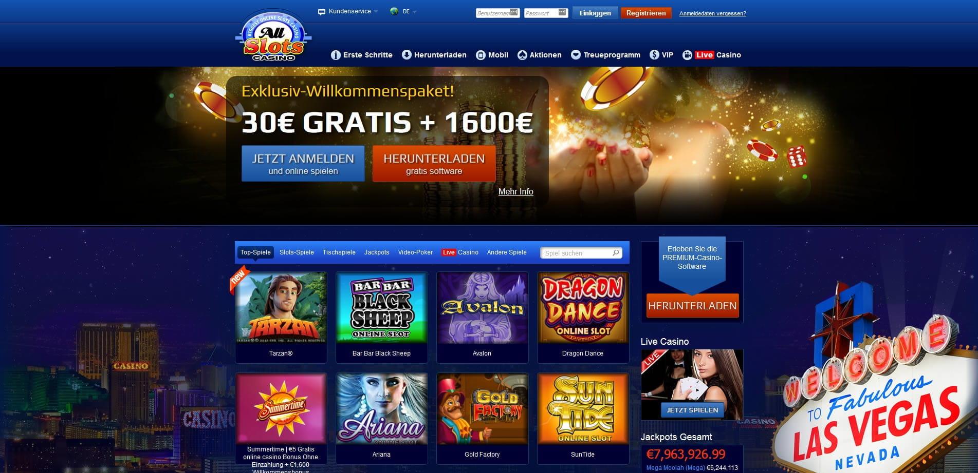 www.all slots casino.com