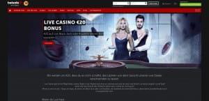 Betsafe Live-Casino