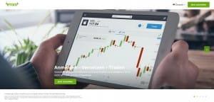 eToro Social Trading App