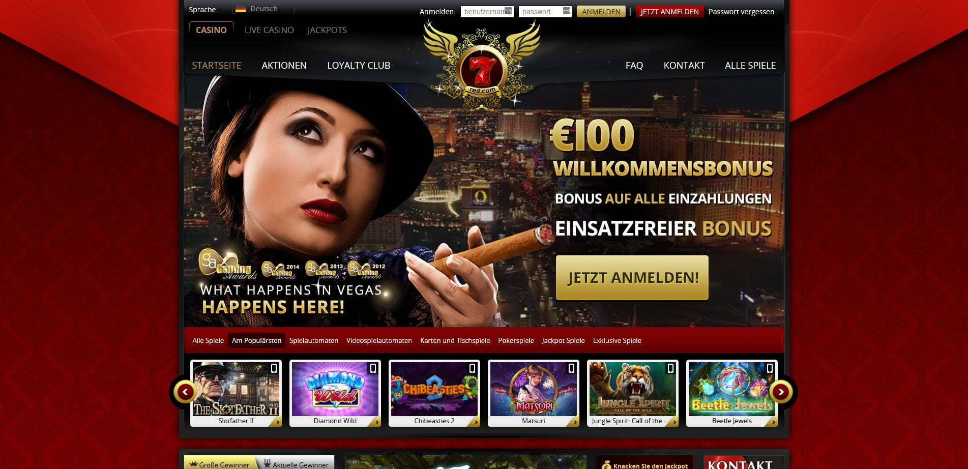 7red casino bonus koder