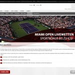 Betclic Miami Open Sportbonus