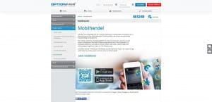 OptionFair Mobilhandel
