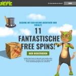 CasinoJefe Free Spins
