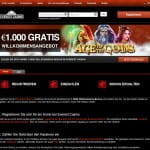 Everest Casino Willkommensangebot