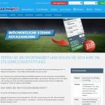 Sportingbet Steuer Rückzahlung