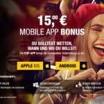 Xtip Mobile App Bonus