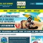 Reel Island Willkommenspaket