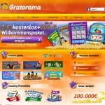 Gratorama 7 Euro Gratis