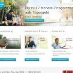 Consorsbank Festgeldkonto